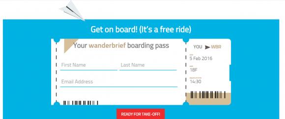 wanderbrief ticket TravelNext