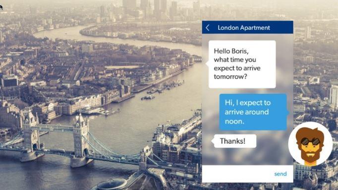 Blog booking chatfunctie