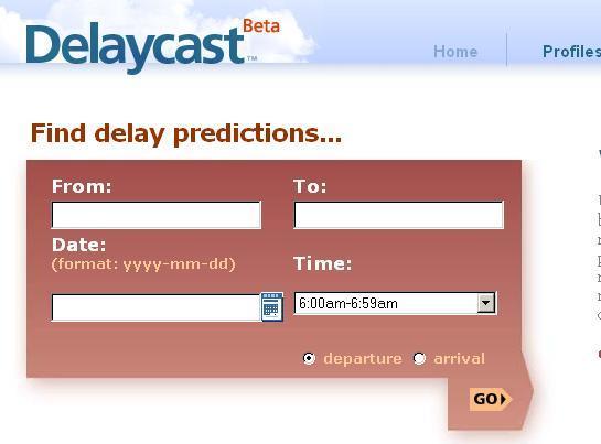 Delaycast