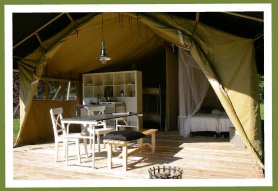 Tendi, het nieuwe kamperen.