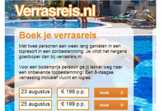 Verrasreis.nl