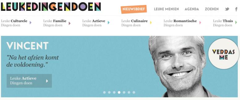 Leukedingendoen.nl krijgt nieuw leven ingeblazen