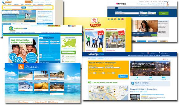 WUA! Top 100 websites 2012: Booking.com nummer 2