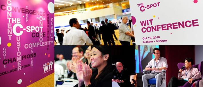 Sound of Data goes Asia: Verslag van #WIT2012