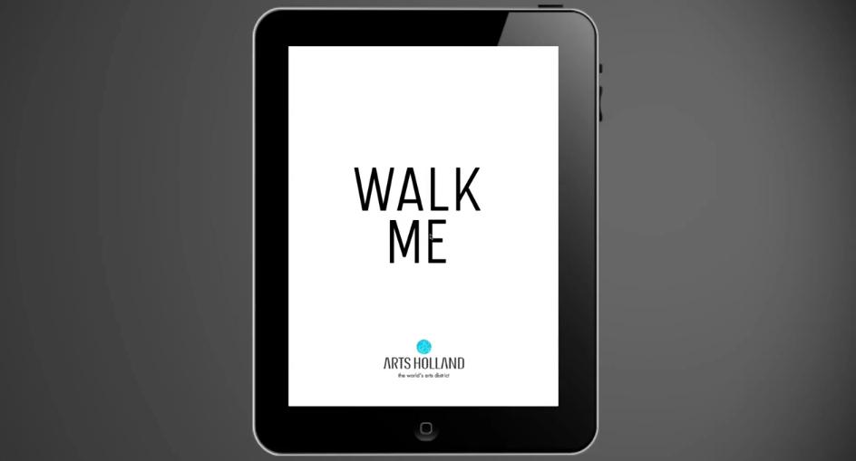'Walk Me' winnaar Apps for Amsterdam