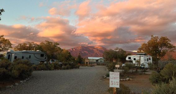 Camper Vakantie USA