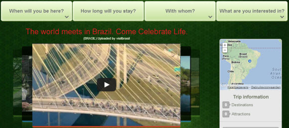 visit brasil youtube