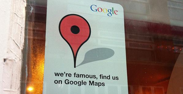 Famous on Google Maps