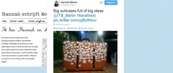 Hannah_Ellens Travelnext ITB 2014