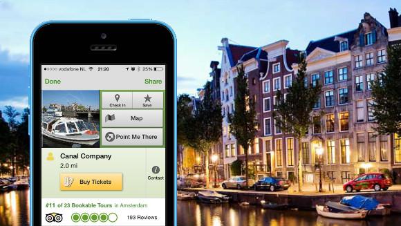 TripAdvisor App Canal Company