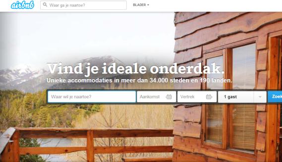 airbnb wimdu