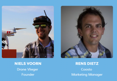 e-Travel Summit coosto dronevlieger
