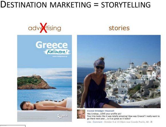 advertising en stories bloggers