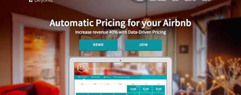 GESPOT: de Airbnb calculator, iedere verhuurder een pro met prijzen
