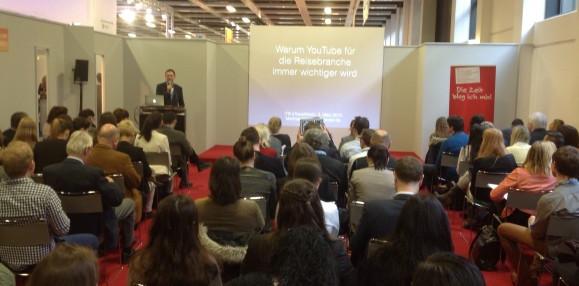 YouTube voor de reisbranche? Grote kansen! #itb2015