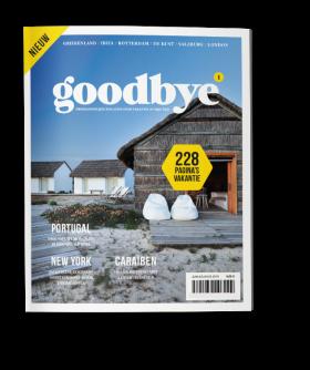 Goodbye Magazine cover