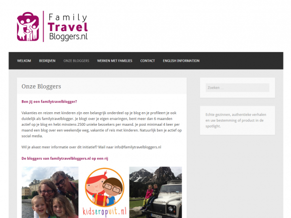 Familytravelbloggers