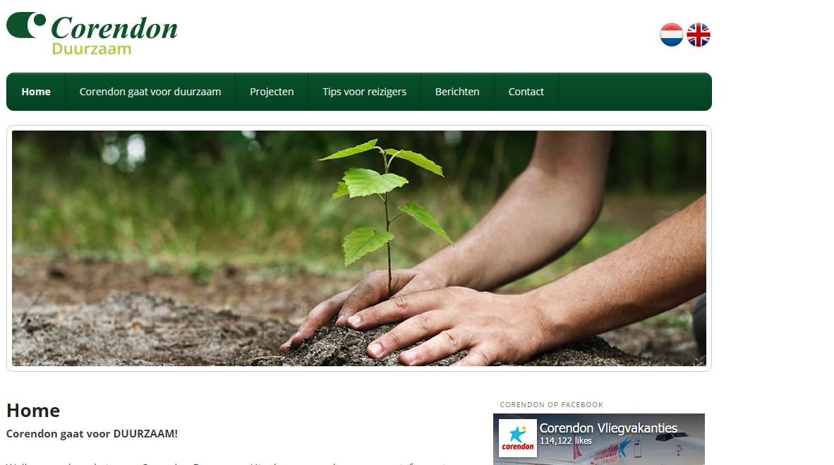 Blog Duurzaamheid - Corendon Duurzaam