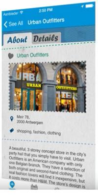 Blog DTIC - Antwerpen - resultaten this is antwerp