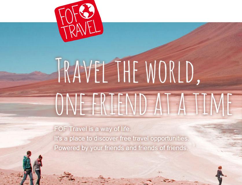 Blog Sharing Economy - FoF Travel home