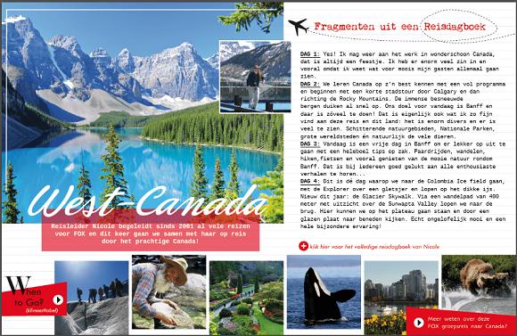 Blog Webmagazines - Fox content 2