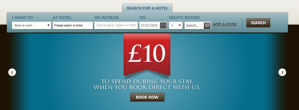 Blog hotels mc