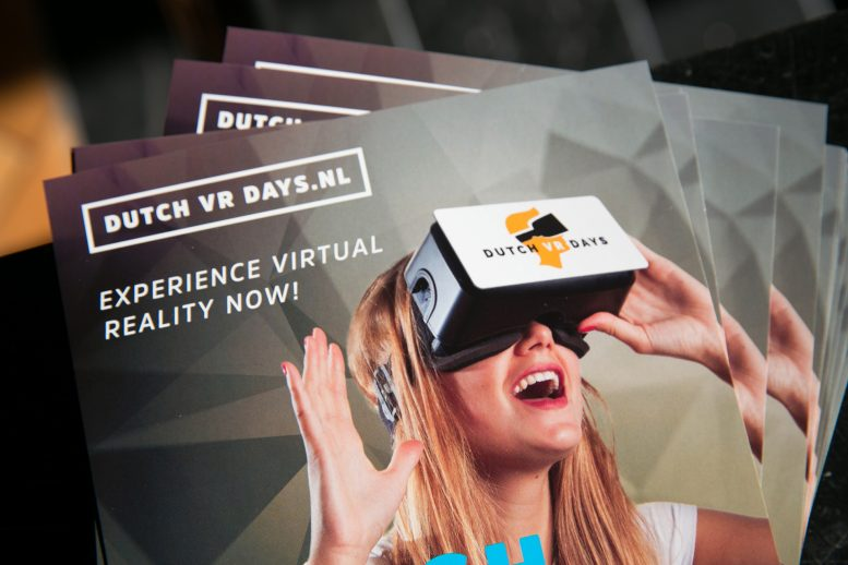 Dutch VR Days: welkom in de wereld van Virtual Reality
