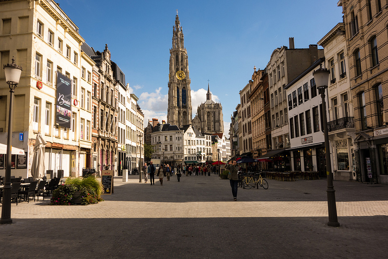 Antwerpen: digital ready & a mobile first destination #DTIC2015