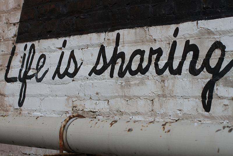 Headerafbeelding sharing economy