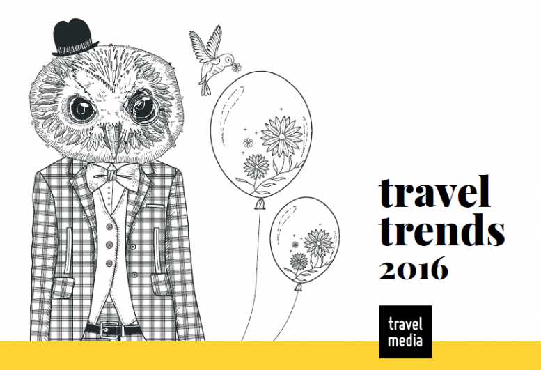 Travelmedia's Travel Trends voor 2016