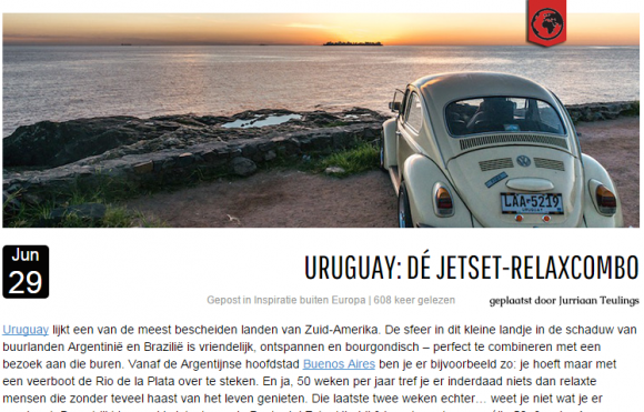 blog uruguay TIX TravelNext