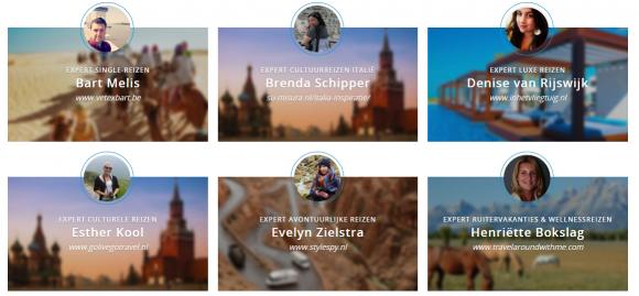 blog & vlog initiatieven vakantieboulevard bloggers TravelNext