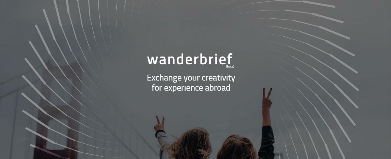 GESPOT: Wanderbrief, de startup community voor creatievelingen die willen reizen