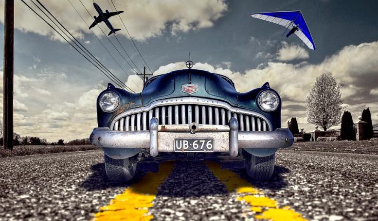 Wat gebeurt er als 's werelds meest disruptieve sharing platforms worden geïntegreerd door een airline