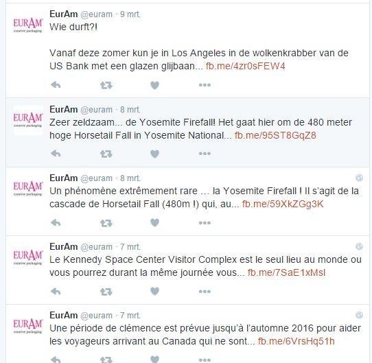 Blog EurAm Twitter