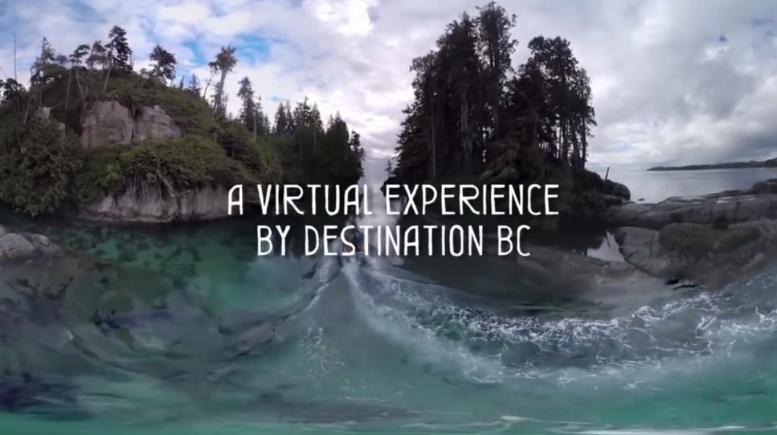Virtual Reality in de reisindustrie