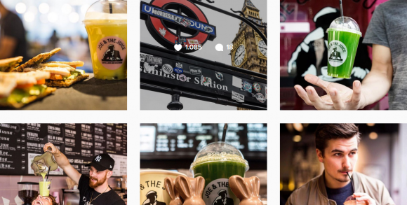 instagram joe and the juice