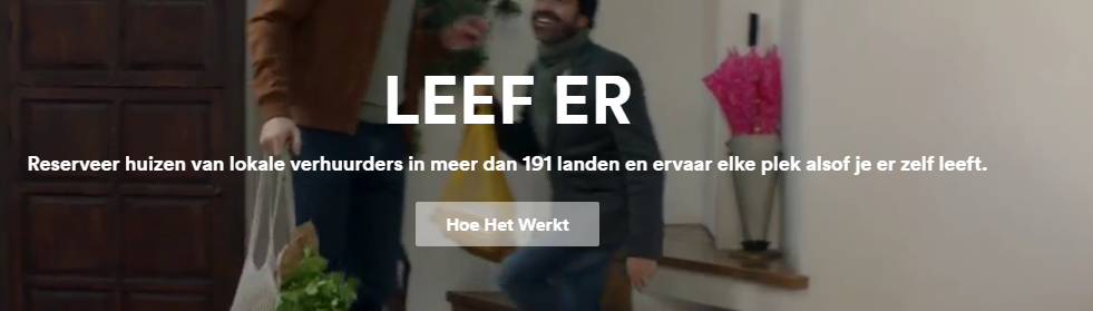 Blog airbnb live there campagne