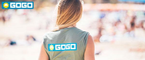 GOGO header