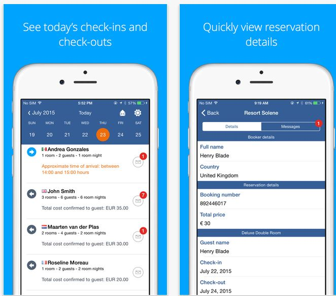 Blog booking chatfunctie pulse for accommodation partners app