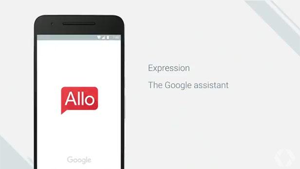 Google i/o allo ontwikkelingen