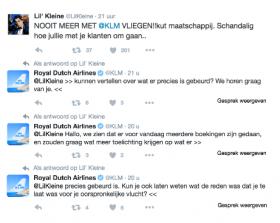 Review tweet Lil'Kleine