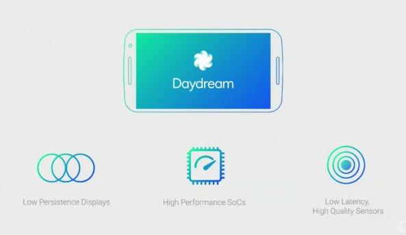 daydream google i/o ontwikkelingen