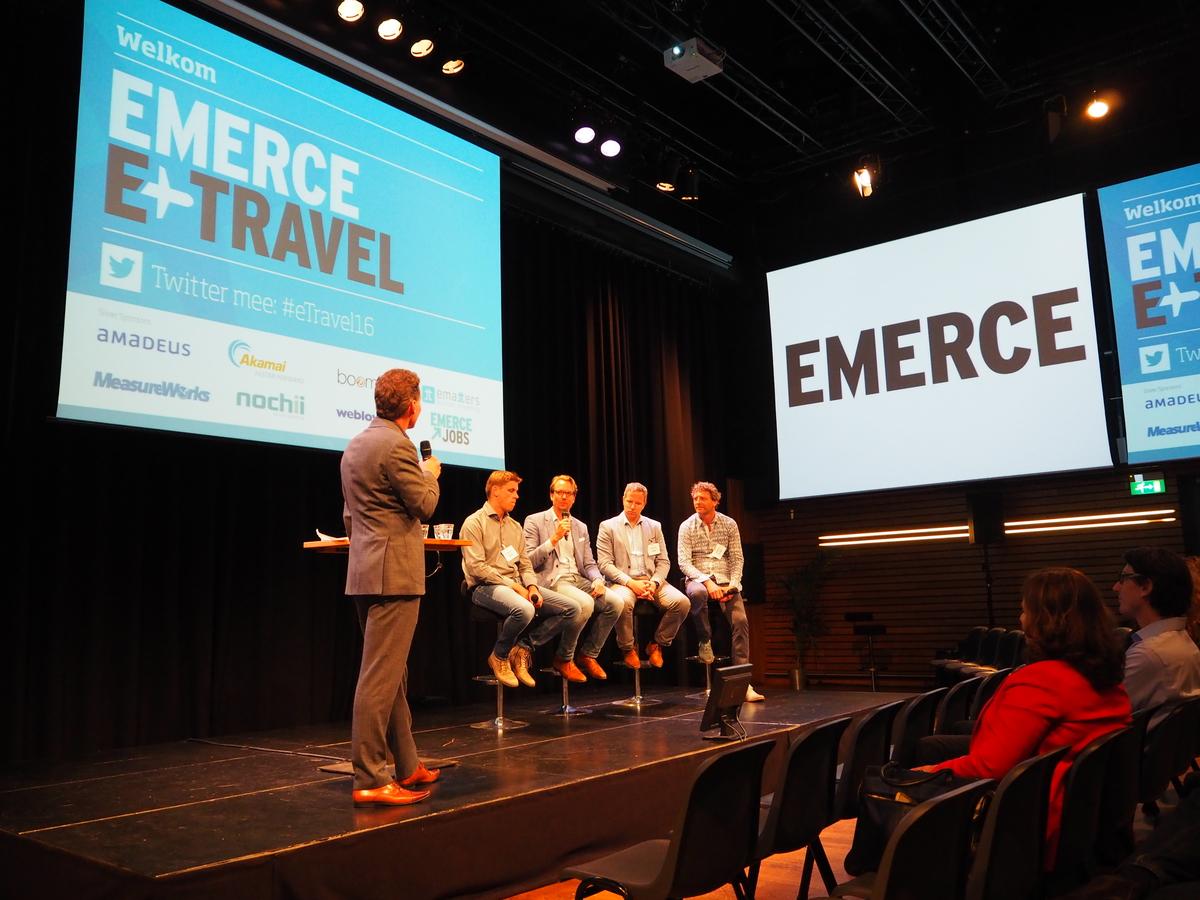 Traveltrendtalk: Digitale transformatie in de reisbranche #etravel16