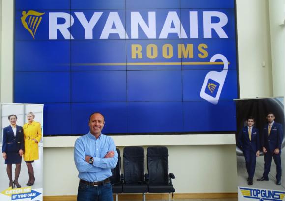 Ryanair Rooms header