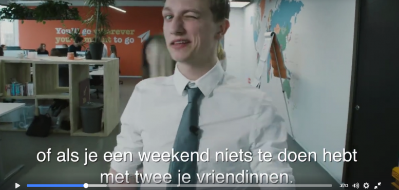 De data journey als video in de contentmarketing strategie? Srprs.me doet t gewoon