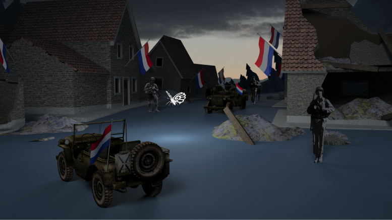Liberation Route Europe geeft WOII geschiedenis van Limburg nieuw gezicht in virtual reality app