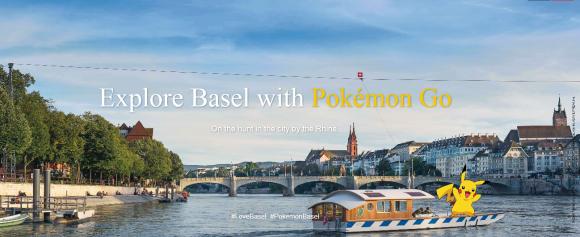 explore basel with pokemon go website