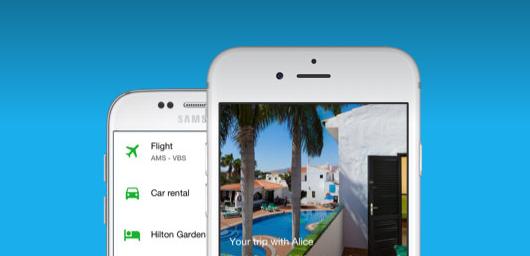 TravelNieuws: TravelBird lanceert nieuwe features in app met proactieve benadering