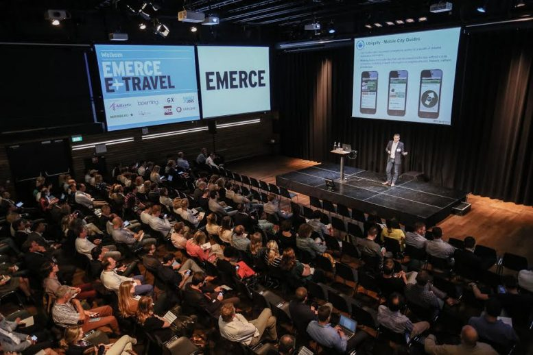 Dragons Den, disruptieve technologie en blockchain tijdens Emerce eTravel 20 juni